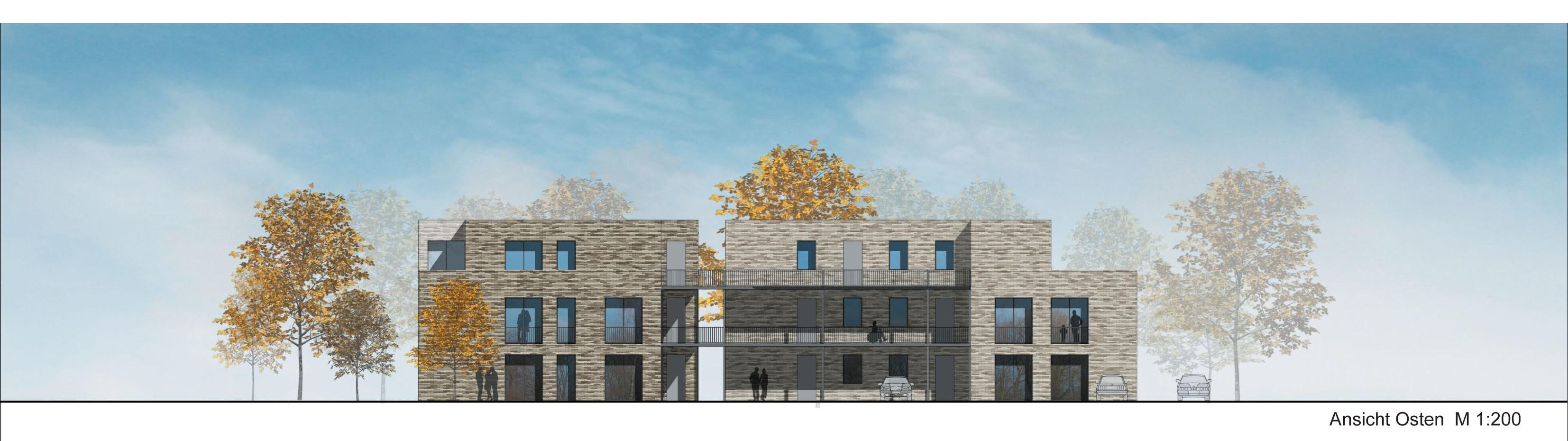 Ansicht Architektur ansichten wohnprojekt wohnprojekt haus an den auen