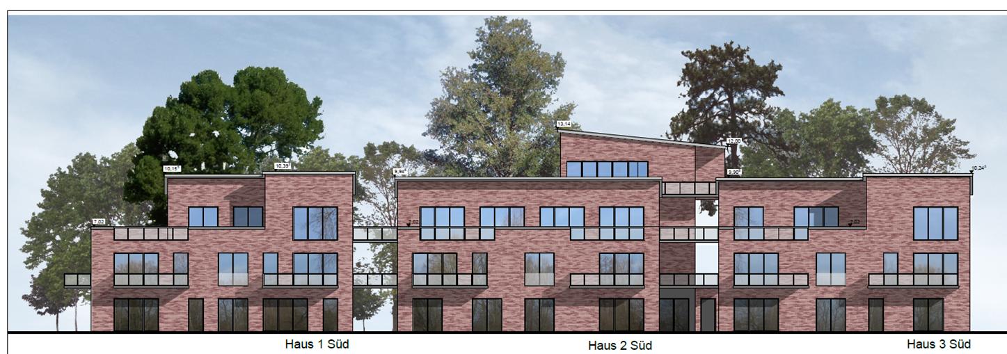 ansichten wohnprojekt wohnprojekt 39 haus an den auen 39. Black Bedroom Furniture Sets. Home Design Ideas