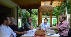 Vertragsverhandlung mit Altus Bau (2)